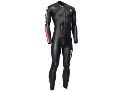 Гидрокостюм HEAD SWIMRUN BASE Smootskin 4/2 Size SLO